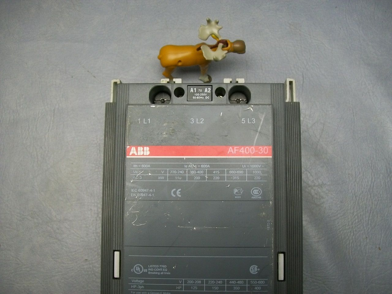 Primary image for ABB AF400-30 Contactor 100-250 V Coil