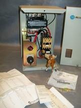 Allen Bradley 109-A09AB3, 9 Amp Hand/Off/Auto Starter w/ Control Transfo... - $275.17