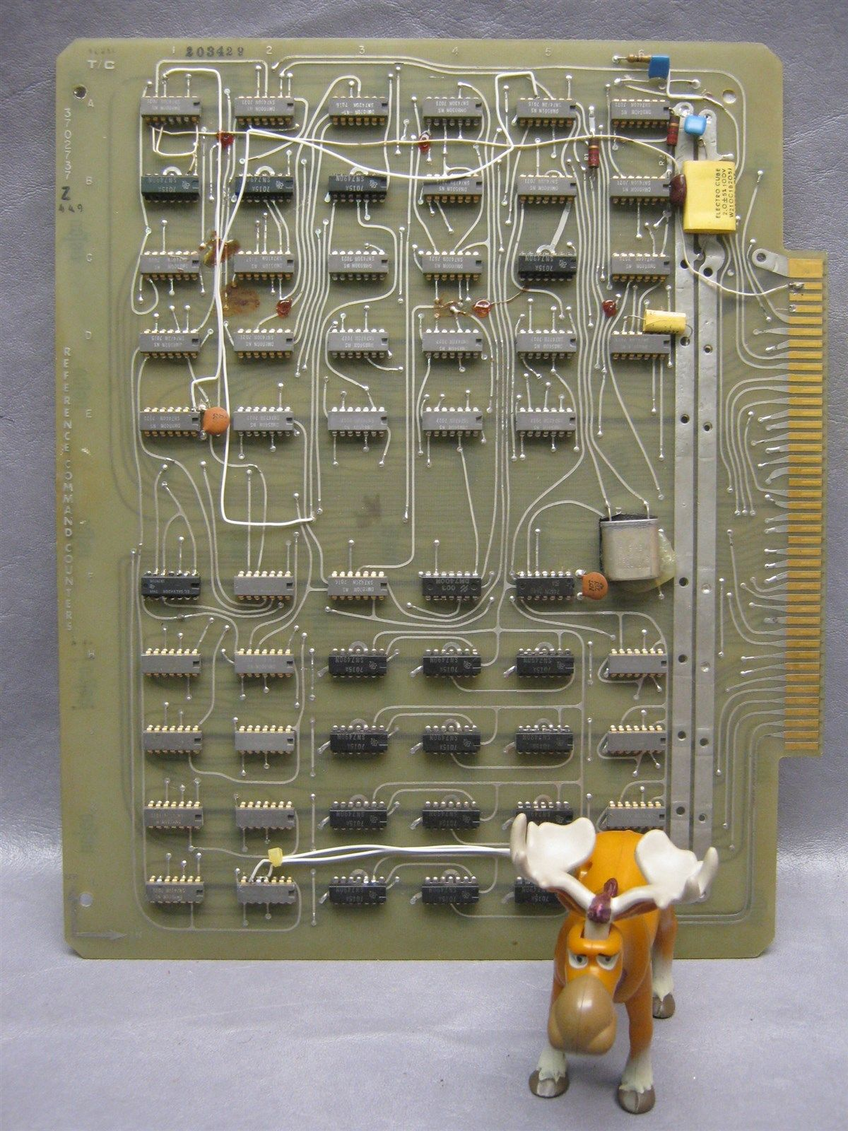 Primary image for Bendix 3702737 Reference Command Counters PCB (used)