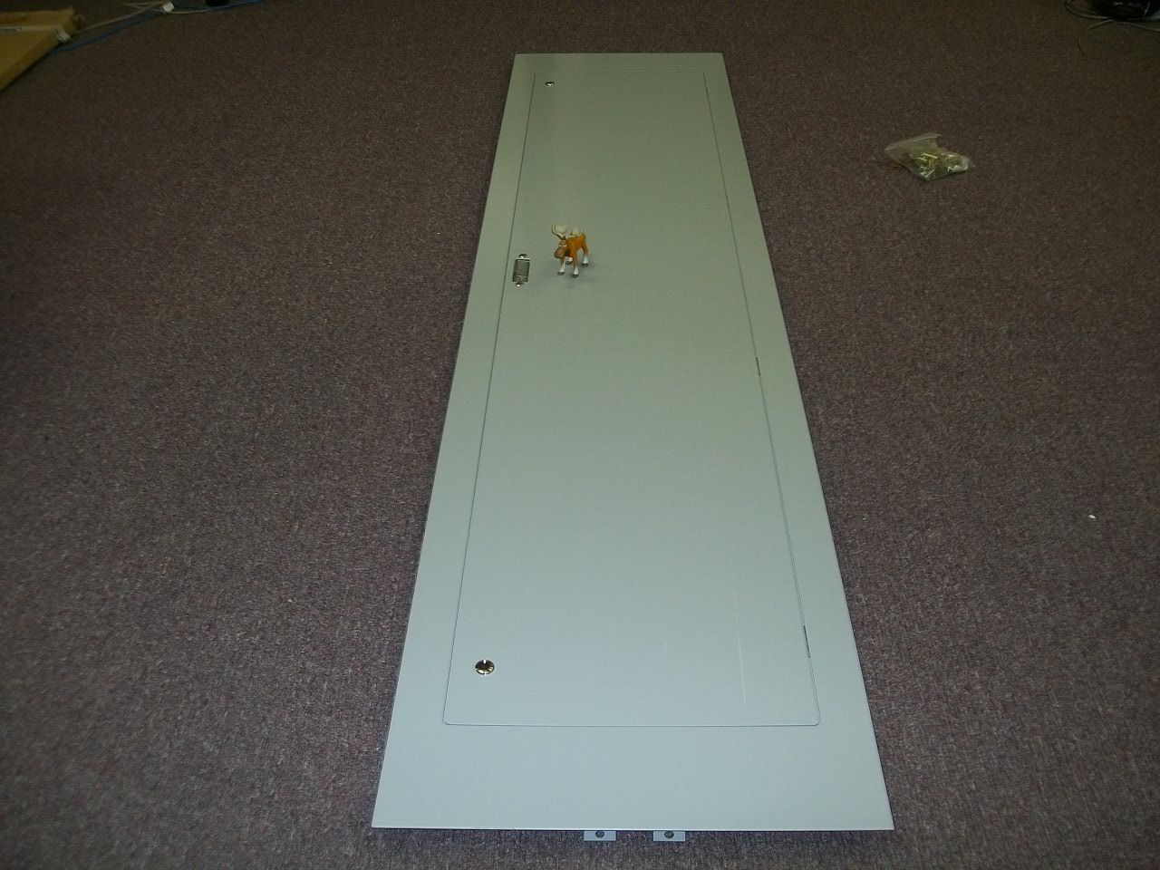 "Primary image for Cutler Hammer Load Center Panel Board Trim 90"" X 60 3/8"" Type 1"