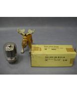 GE 6GE5 Military Grade Vacuum Tube Dated 1968 - $75.16