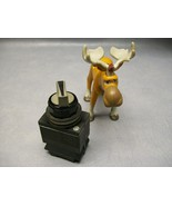 Gemco P-601-C 3 Position Switch w Momentary Pushbutton - $100.17