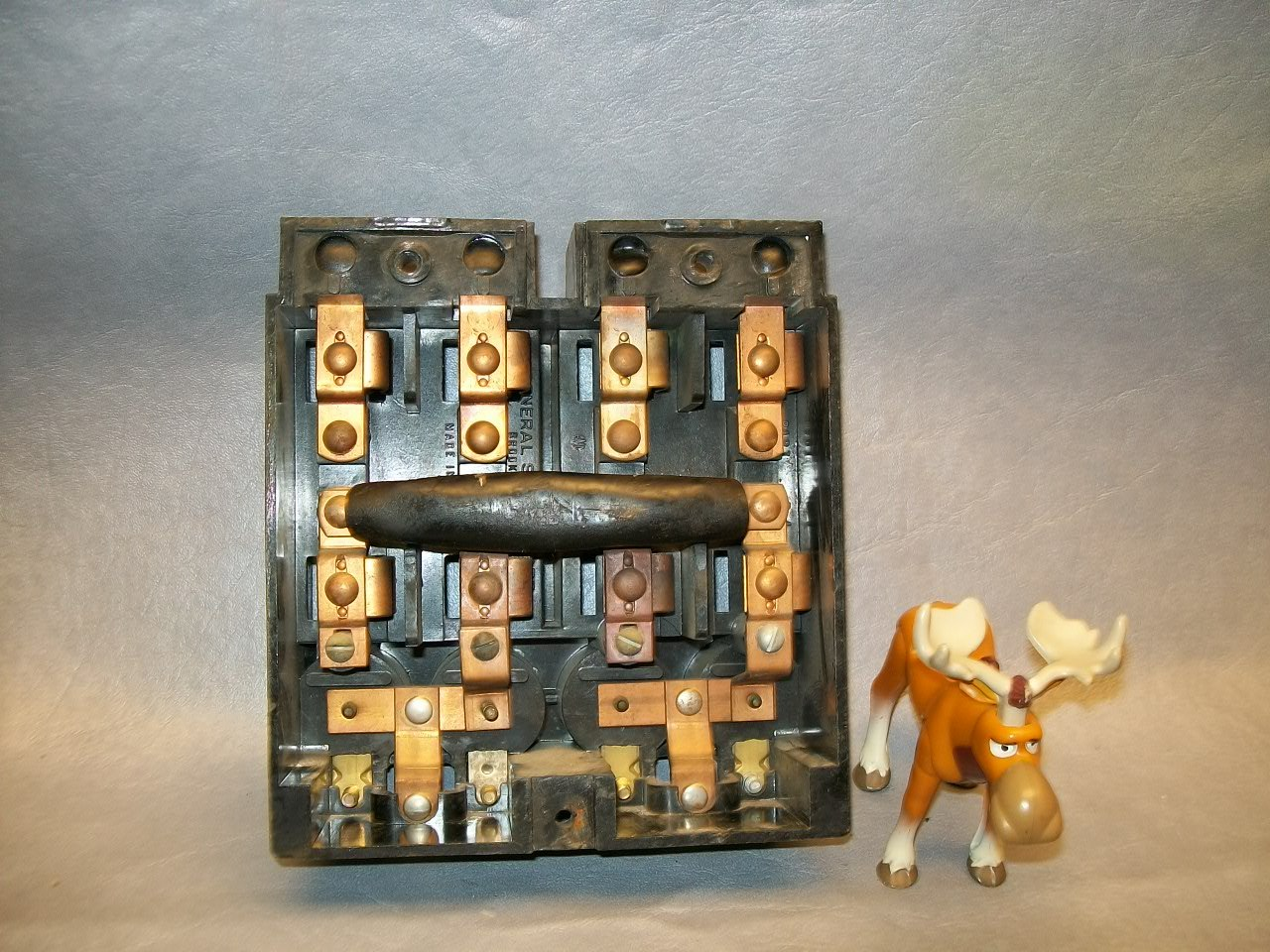4 slot fuse block