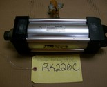 Parker pneumatic cylinder 250 psi 6 stroke 3 14 bore   1  thumb155 crop