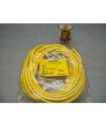 Turck KBE3T-6 Quick Connect Cable Female - $40.16