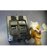 Vintage 60 amp Range Fuse Pull Out Lid 250 v - $70.16