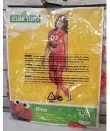 New - Sesame Street - Elmo - Child Costume - Large 10-12 - $11.75