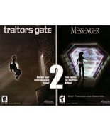 Traitors Gate and The Messenger Dual Pack - $12.00