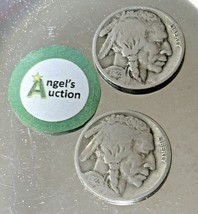 Buffalo Nickel 1923 and 1923 S  AA20BN-CN6079 image 2