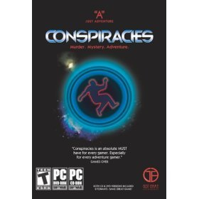 Conspiracies PC Adventure Game