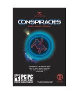 Conspiracies PC Adventure Game - $12.00