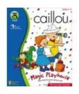 Caillou Magic Playhouse PC Game - $10.00