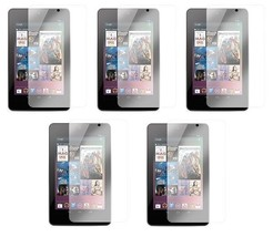 5X Crystal Clear LCD Screen Protector Guard Shield For Asus Google Nexus... - $9.99