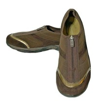 Easy Spirit Women's Esellicott Explore 24 Suede Zip Athletic Shoes - Size 9.5 M - $18.99