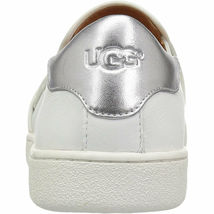 UGG Women's Cas Slip-on Fashion Sneakers White 5.5 M MSRP 100 New image 3