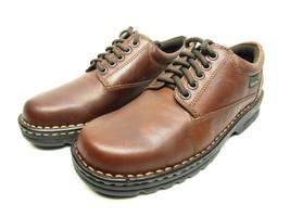 Eastland Plainview Mens Oxfords Brown Size 8W  - $58.04