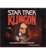 Star Trek Klingon PC Game - $12.00