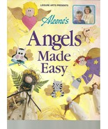 Aleene's Angels Made Easy Softcover Book Leisure Arts  - $1.99