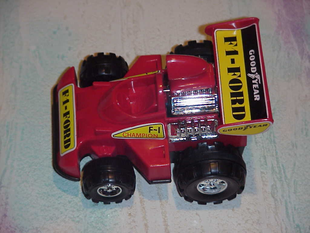 Toy  spec  ford f1  r23