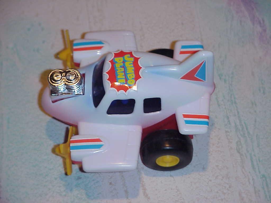 Jumbo Machine , Jeep , Plane ,  Train  , Formula F1-Ford