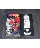 CYBER CITY OEDO 808 DATA ONE Japanese Anime VHS 1995 - $11.96