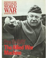 HISTORY OF SECOND WORLD WAR VOL 5 NO 02 PURNELL UK ISSUE RARE - $4.95