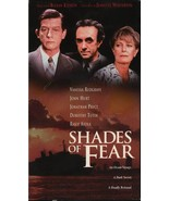 SHADES OF FEAR  VANESSA REDGRAVE  VHS RARE - $4.95