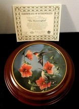 1986 The Hummingbird 7th Edition Knowles Birds Of Your Garden With Custo... - $23.33