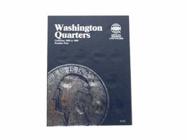 Washington Quarter No. 4, 1988-1998 Coin Folder by Whitman - $5.99