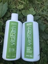 Vitabath Spring Green Shower Gel and Lotion 10.5oz Each - $99.00