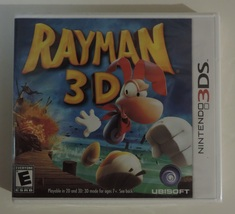 Nintendo 3DS Rayman 3D video game - New - €14,04 EUR