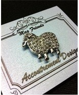 Glamorous Clear Lamb Magnet Mag Friends Needle ... - $12.60