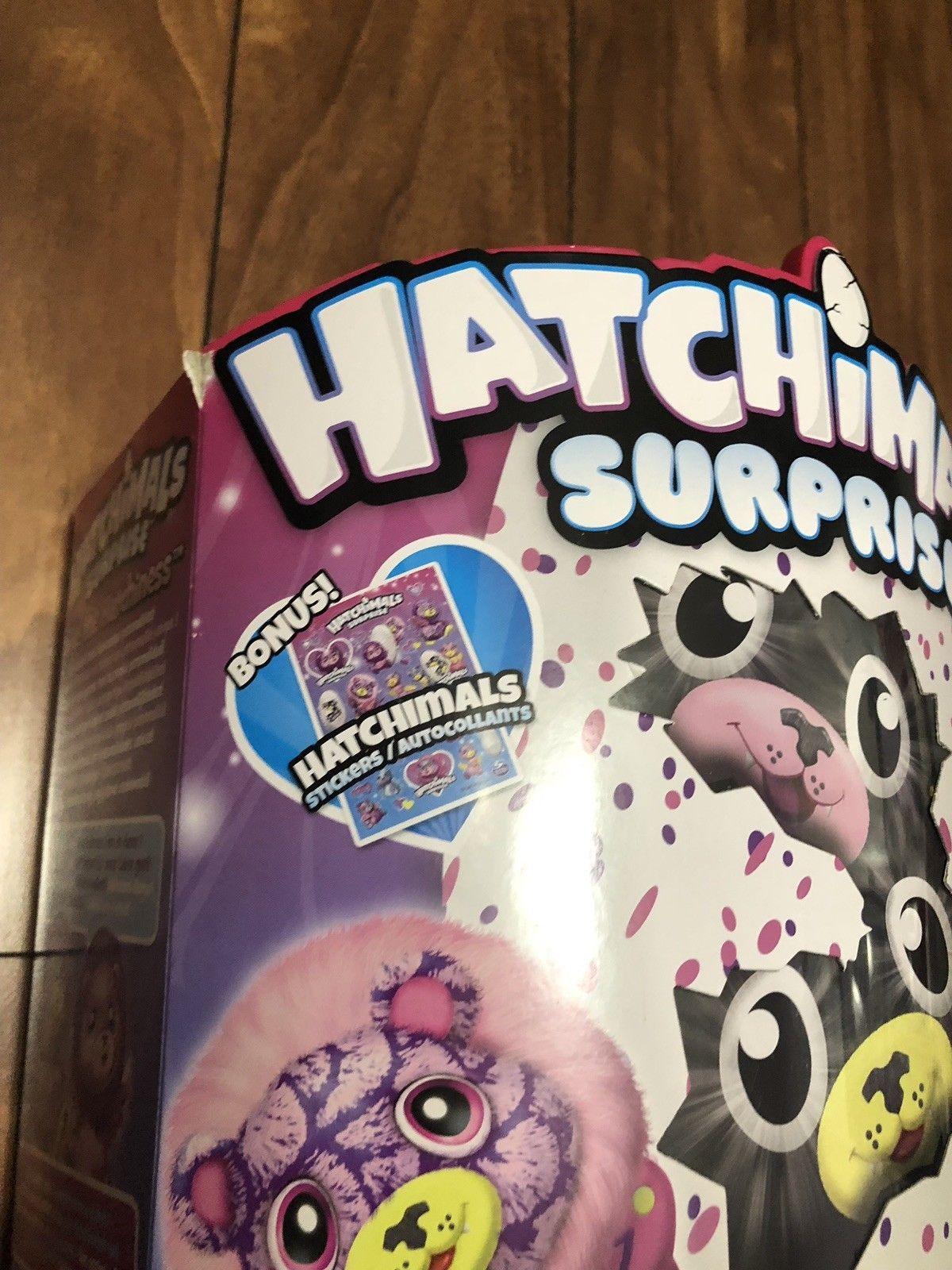 SEALED Hatchimals Surprise LIGULL twins Target Exclusive purple/pink Egg