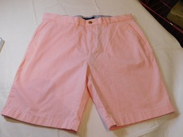 "Tommy Hilfiger Mens Shorts Casual THFLEX 78C2675 673 Pink 36 9"" Inseam NWT - $32.66"