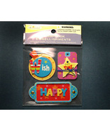 Party Time Scrapbook Embellishments - $2.50