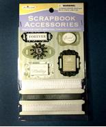 Wedding Scrapbook Embellishments - $3.50