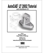 AutoCAD LT 2002 MultiMedia Tutorial Zecher, Jack - $68.31