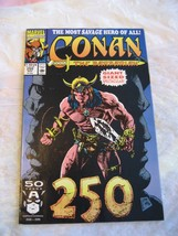 CONAN THE BARBARIAN #250 vf-nm condition marvel comics 1991 - $3.89