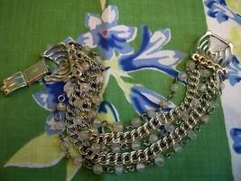 Vintage star 5strand beaded chain bracelet2 thumb200