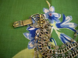 Vintage star 5strand beaded chain bracelet3 thumb200