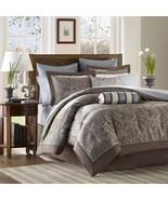 Madison Park Aubrey 12 Piece Complete Comforter Set - $199.95