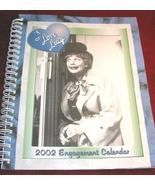 I love Lucy 2002 Engagement Calendar MINT Lucille Ball - $8.88