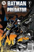 Batman vs. Predator #1 Newsstand Cover (1991-1992) DC & Dark Horse Comics - $12.19
