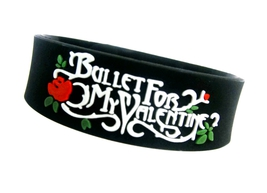 Bullet For My Valentine Wristband  - $9.99