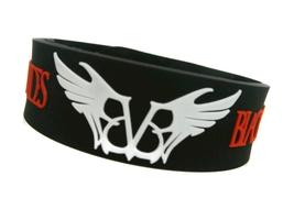 BLACK VEIL BRIDES BVB Wristband (#2) - $9.99