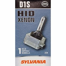 SYLVANIA - D1S Basic HID (High Intensity Discharge) Headlight Bulb - Hig... - $115.91