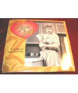 I love Lucy 2002 Calendar 16 Month SEALED Lucille Ball - $8.88