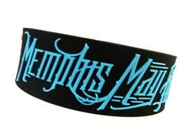 MMF Memphis May Fire Bracelet Wristband - $9.99