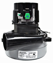 Ametek Lamb 5.7 Inch 120 Volt 2 Stage b/B Tangential Bypass Motor 166905-13 - $143.82