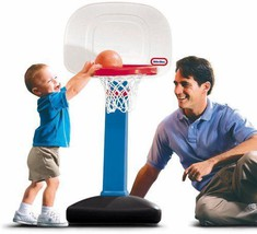 Little Tikes EasyScore Basketball Goal Set Kids... - $38.12